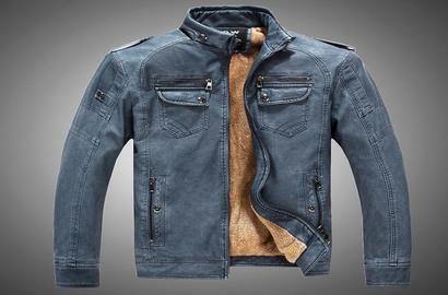 4 Fashion Styles With Men's Leather Jackets